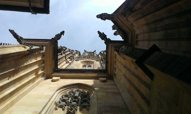 Week 36 - Gargoyles at Prague Castle